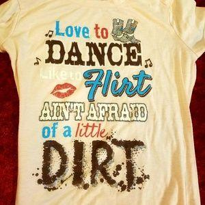 Tops - Flirt shirt!!!